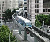 Straddle Beam Monorail